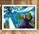 Poster com Moldura - Piccolo Vs Androide 17 - Imagem 2
