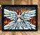 Poster com Moldura - Erza Titania Scarlet Fairy Tail - Imagem 1
