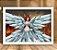 Poster com Moldura - Erza Titania Scarlet Fairy Tail - Imagem 2