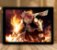 Poster com Moldura - Natsu Dragneel Fairy Tail - Imagem 2
