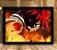Poster com Moldura - Natsu Dragneel Fairy Tail Mo. 3 - Imagem 1