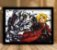 Poster com Moldura - Fullmetal Alchemist Mo. 3 - Imagem 1