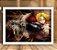 Poster com Moldura - Fullmetal Alchemist Mo. 5 - Imagem 1