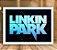 Poster com Moldura - Linkin Park - Imagem 1