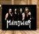 Poster com Moldura - Manowar - Imagem 2