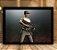 Poster com Moldura - Playerunknown's Battlegrounds PUGB Mo.02 - Imagem 1