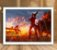 Poster com Moldura - Playerunknown's Battlegrounds PUGB Mo.03 - Imagem 2
