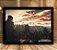 Poster com Moldura - Playerunknown's Battlegrounds PUGB   Mo.09 - Imagem 1