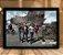 Poster com Moldura - Playerunknown's Battlegrounds PUGB   Mo.10 - Imagem 1