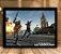 Poster com Moldura - Playerunknown's Battlegrounds PUGB   Mo.11 - Imagem 1