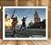 Poster com Moldura - Playerunknown's Battlegrounds PUGB   Mo.11 - Imagem 2