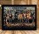 Poster com Moldura - Playerunknown's Battlegrounds PUGB   Mo.12 - Imagem 1