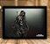 Poster com Moldura - Playerunknown's Battlegrounds PUGB   Mo.14 - Imagem 1