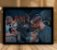 Poster com Moldura - Playerunknown's Battlegrounds PUGB   Mo.23 - Imagem 1