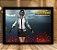 Poster com Moldura - Playerunknown's Battlegrounds PUGB   Mo.26 - Imagem 1