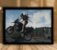 Poster com Moldura - Playerunknown's Battlegrounds PUGB   Mo.28 - Imagem 1