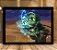 Poster com Moldura - League of Legends LoL Amumu - Imagem 1