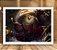 Poster com Moldura - League of Legends LoL Bardo - Imagem 2