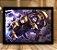 Poster com Moldura - League of Legends LoL Blitzcrank - Imagem 1