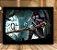 Poster com Moldura - League of Legends LoL Caitlyn - Imagem 1