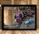 Poster com Moldura - League of Legends LoL DrMundo - Imagem 1