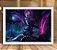 Poster com Moldura - League of Legends LoL Evelynn - Imagem 2
