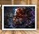 Poster com Moldura - League of Legends LoL Gragas - Imagem 2