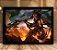 Poster com Moldura - League of Legends LoL JarvanIV - Imagem 1