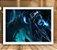 Poster com Moldura - League of Legends LoL Lissandra - Imagem 2