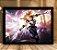 Poster com Moldura - League of Legends LoL Lux - Imagem 1