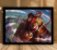 Poster com Moldura - League of Legends LoL MonkeyKing - Imagem 1