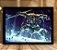 Poster com Moldura - League of Legends LoL Nasus - Imagem 1
