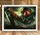 Poster com Moldura - League of Legends LoL Nautilus - Imagem 2