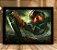 Poster com Moldura - League of Legends LoL Nautilus - Imagem 1