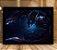 Poster com Moldura - League of Legends LoL Nocturne - Imagem 1