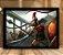Poster com Moldura - League of Legends LoL Pantheon - Imagem 1