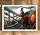 Poster com Moldura - League of Legends LoL Pantheon - Imagem 2