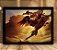 Poster com Moldura - League of Legends LoL Sivir - Imagem 1