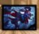 Poster com Moldura - League of Legends LoL Vayne - Imagem 1