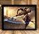 Poster com Moldura - League of Legends LoL XinZhao - Imagem 1