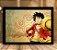 Poster com Moldura - One Piece   Mo.07 - Imagem 1