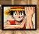 Poster com Moldura - One Piece   Mo.20 - Imagem 1