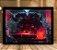 Poster com Moldura - League of Legends LoL Ornn - Imagem 1
