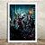 Poster com Moldura - Vingadores - Imagem 2