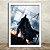 Poster com Moldura - Batman The  Rage - Imagem 2