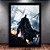 Poster com Moldura - Batman The  Rage - Imagem 1