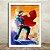 Poster com Moldura - Superman - Imagem 2