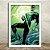 Poster com Moldura - Lanterna Verde - Imagem 2