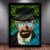 Poster com Moldura - Breaking Bad W. White Art - Imagem 1