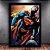 Poster com Moldura - Superman - Imagem 1